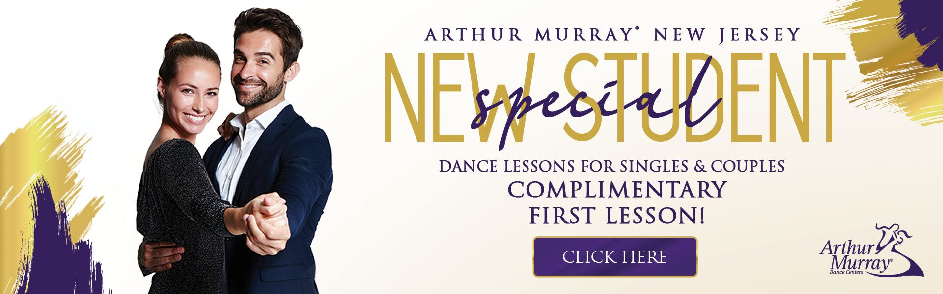 Arthur Murray New Jersey New Student Offer